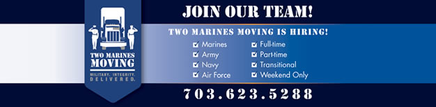 Two Marines Moving Services